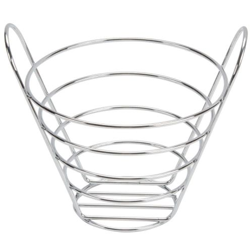 Chromed Wire Basket